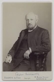 Edgar Jacob, by Elliott & Fry, circa 1890s - NPG x159191 - © National Portrait Gallery, London
