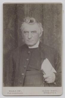 Edward Ralph Johnson, by W. & A.H. Fry (Walter & Allen Hastings Fry) - NPG x159196