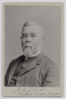 James Steptoe Johnston, by C.H. Bryan - NPG x159201