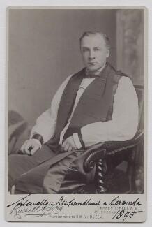 Llewellyn Jones, by James Russell & Sons - NPG x159204