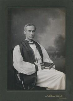 Arthur Mesac Knight, by John Palmer Clarke - NPG x159237
