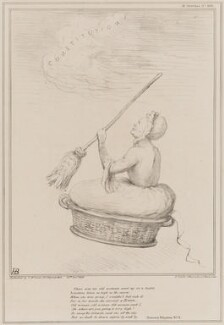 Nursery Rhymes No. 2 (Henry Brougham, 1st Baron Brougham and Vaux; Charles Grey, 2nd Earl Grey), by John ('HB') Doyle, printed by  Alfred Ducôte, published by  Thomas McLean - NPG D41394
