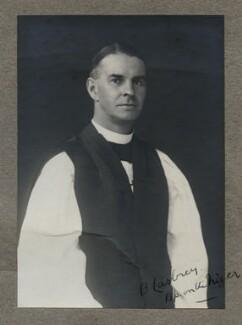 Bertram Lasbrey, by James Russell & Sons - NPG x159246
