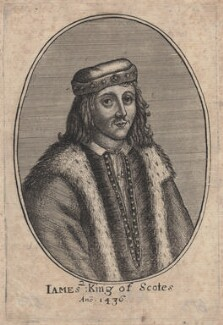 James II of Scotland, by Richard Gaywood - NPG D42373