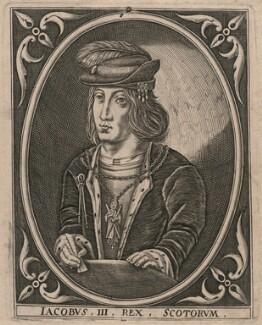 James III of Scotland, after Unknown artist - NPG D42374