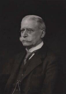 Sir Frederick Morris Fry, by Walter Stoneman - NPG x167695
