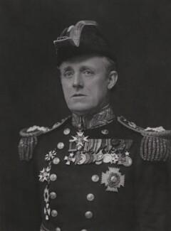 Sir Cyril Thomas Moulden Fuller, by Walter Stoneman - NPG x167702
