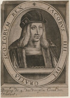 James IV of Scotland, after Unknown artist - NPG D42363