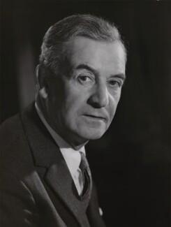 John Scott Fulton, Baron Fulton, by Walter Bird, 19 December 1962 - NPG x167705 - © National Portrait Gallery, London