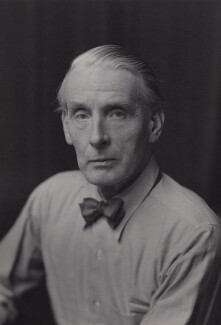 Charles Langbridge Morgan, by Walter Stoneman - NPG x169549
