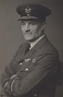 William Charles Coleman Gell, by Walter Stoneman - NPG x169555