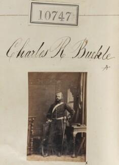 Charles Randolph Buckle, by Camille Silvy - NPG Ax60454