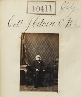 John Colvin, by Camille Silvy - NPG Ax60125