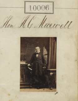 Hon. Henry Constable-Maxwell (later Constable-Maxwell-Stuart), by Camille Silvy - NPG Ax59720