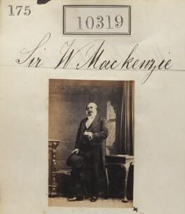 Sir William Mackenzie, 9th Bt, by Camille Silvy - NPG Ax60033