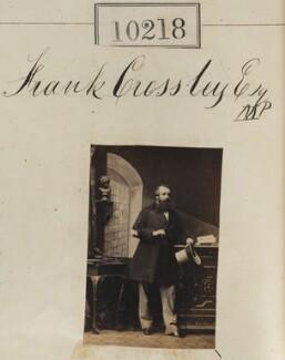 Sir Francis ('Frank') Crossley, 1st Bt, by Camille Silvy - NPG Ax59933