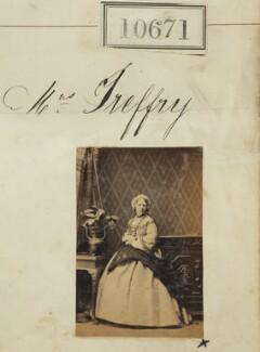 Anne Treffry (née Steel), by Camille Silvy - NPG Ax60382