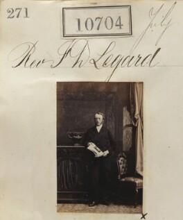 Francis Digby Legard, by Camille Silvy - NPG Ax60415