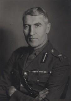 Sir John Alexander Sinclair, by Walter Stoneman - NPG x169638
