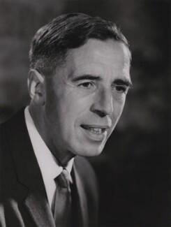 John Stephen Gandee, by Walter Bird - NPG x167735