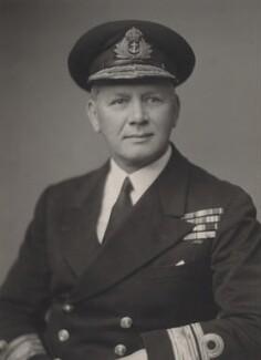 Arthur George Talbot, by Walter Stoneman - NPG x169644