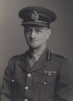 Sir Frank Ernest Wallace Simpson, by Walter Stoneman - NPG x169647
