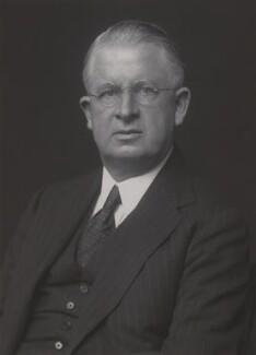 Sir Alan Henderson Gardiner, by Walter Stoneman - NPG x167746
