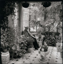 Cecil Beaton, by Ida Kar, 1960 - NPG  - © National Portrait Gallery, London