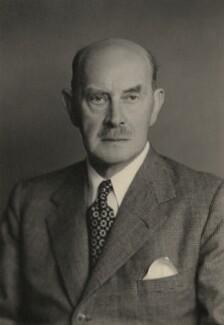 Sir Ronald Thornbury Garrett, by Walter Stoneman - NPG x167755