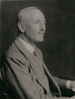 Leopold Ernest Stratford George Canning, 4th Baron Garvagh, by Walter Stoneman - NPG x167765