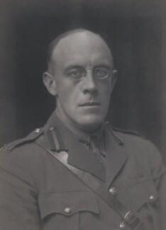 Auckland Campbell Geddes, 1st Baron Geddes, by Walter Stoneman - NPG x167775
