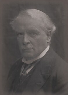 David Lloyd George, by Walter Stoneman - NPG x167780