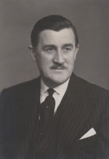 Sir Robert Allingham George, by Walter Stoneman - NPG x167781