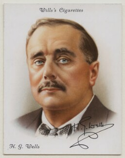 H.G. Wells, after Unknown artist - NPG D42423