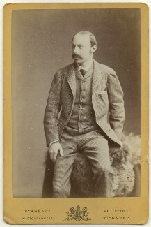 (Francis Albert) Rollo Russell, by Byrne & Co - NPG x136378