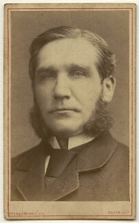 Henry Hartley Fowler, 1st Viscount Wolverhampton, by London Stereoscopic & Photographic Company - NPG x136380