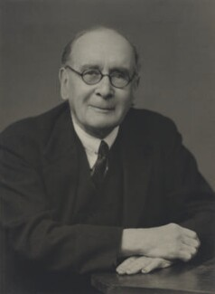 Sir Alexander Gibb, by Walter Stoneman - NPG x167783
