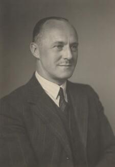 Sir Claude Dixon Gibb, by Walter Stoneman - NPG x167784
