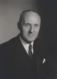 Sir Claude Dixon Gibb, by Walter Stoneman - NPG x167785