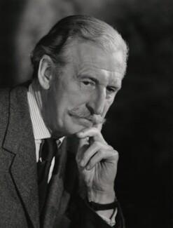 Sir Frederick Ernest Gibberd, by Walter Bird - NPG x16370