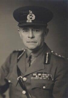 Sir George James Giffard, by Walter Stoneman - NPG x167794