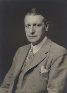Sir (James) Angus Gillan, by Walter Stoneman - NPG x167802
