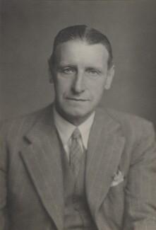 Sir (James) Angus Gillan, by Walter Stoneman - NPG x167803