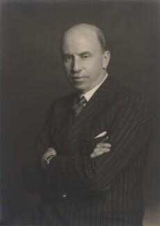 Sir Harold Delf Gillies, by Walter Stoneman - NPG x167808