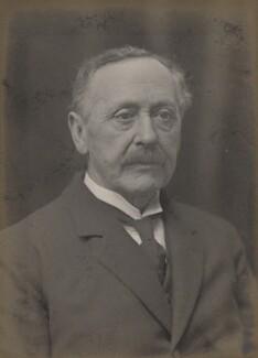 Herbert John Gladstone, 1st Viscount Gladstone, by Walter Stoneman - NPG x167814
