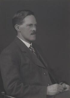Hermann Glauert, by Walter Stoneman - NPG x167817