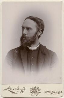 Hon. Arthur Temple Lyttelton, by Lombardi & Co - NPG x159273