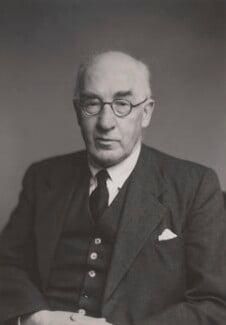 Sir Alexander Glen, by Walter Stoneman - NPG x167821