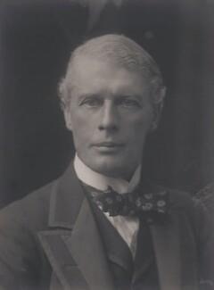 Edward Priaulx Tennant, 1st Baron Glenconner, by Walter Stoneman - NPG x167823