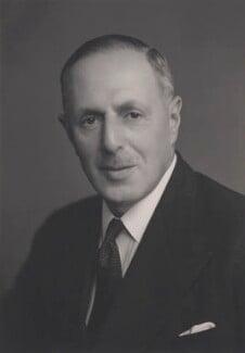 Sir Louis Halle Gluckstein, by Walter Stoneman - NPG x167832
